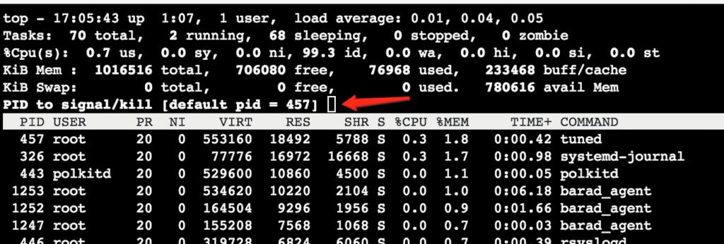 在Linux系统中CPU使用率过高怎么办?