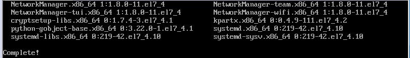 CentOS 7命令行安装GNOME、KDE图形界面