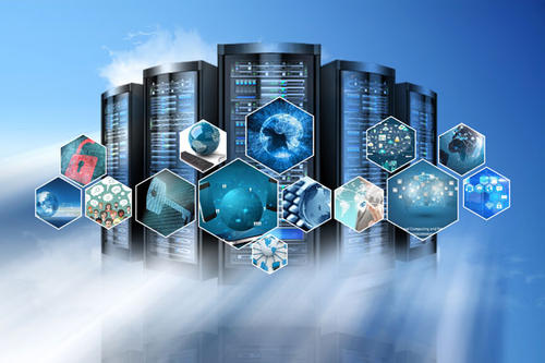 BGP协议书自身具备服务器集群和消回控制回路的特性